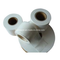 Material de polpa de madeira 23GSM não aqueça o saquinho de chá selável de papel de filtro