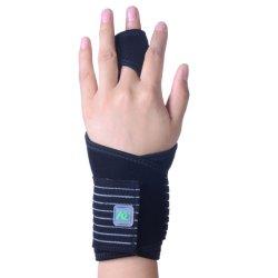 Fabricant Trigger Finger attelle Attelle de poignet de bowling de doigt fixe le support de Palm