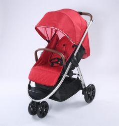 Cochecito de bebé roja alta /Silla alta /Emparejador de bebé
