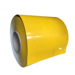 Ral 6019 Chapas laminadas a frio PPGI impresso a Cores de aço revestido Prepainted Bobina de alumínio