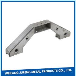 OEM штамповки изгиба структуры стали сварка листового металла Строительные детали