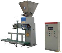 Semi-automatique de la poudre 5-50 kg de chaux hydratée Sac Machine d'emballage de remplissage