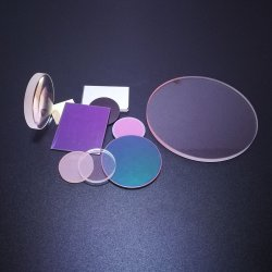 カスタム光学ガラスレーザー保護Round&正方形のWindows
