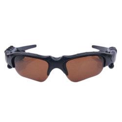 نظارات ذكية ستريو بدون استخدام اليدين Bluetooth النظارات الشمسية MP3 الموسيقى سماعة الرأس