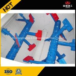 Jinrui Professional 1cbm Bétonnage Plant Hzs machinerie de construction de la station60