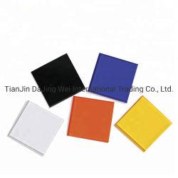 Costruzione di vetro tinta vetro differente di colore di disegno di vetro