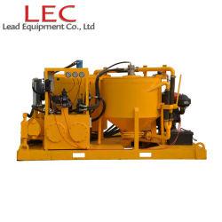 LGP500/700/100 Pi-D pompa per Cementazione diesel e betoniera in vendita