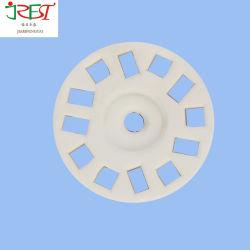 Preço competitivo condutora térmica de alta alumina porosa Al2O3 a folha de cerâmica