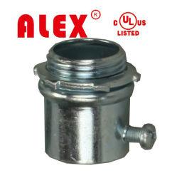 Vis de réglage du connecteur de l'acier de type EMT/borne/Raccords/coupleur