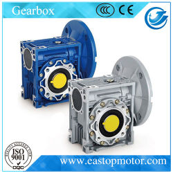 Qualitäts-Aluminiumlegierung und leichtes Endlosschrauben-Getriebe