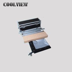 Rápida instalación portátil de pantalla de proyección de Fotogramas de Plata de pulgadas de pantalla proyector300 Proyección posterior de la pantalla de la fase