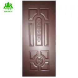 La piel de la puerta de MDF, partes de muebles de roble, puerta de madera de teca/Sapele/piel