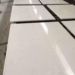自然な石の構築またはフロアーリングまたは壁のクラッディングまたは装飾または建築材料のための磨かれた白くかベージュ色または灰色または緑または黒くまたは黄色くまたはブラウンまたはクリームの大理石