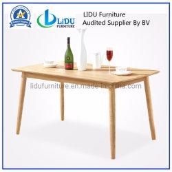 Maison moderne en bois Meubles de table à manger avec une haute qualité