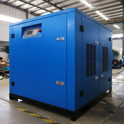 Silêncio Elétrico industriais estacionários isentos de rolagem de um compressor de ar