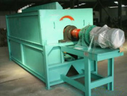 Fte poudre minérale Séparateur magnétique à sec pour les fines de minerai de la machine