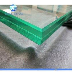 6.38-42.38mm Sicherheits-freier Raum abgetönt gemildert/Fenster/Tür-Glas/lamelliertem Glas mit PVB Film