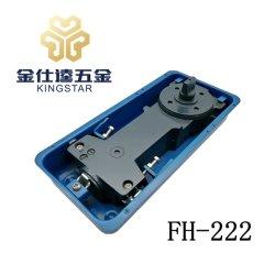 FH-222 de la puerta de madera de vidrio de cierre de puerta bisagra hardware de montaje de planta de la primavera