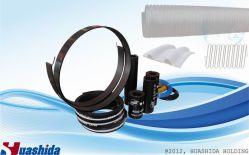 Fita adesiva tubo corrugado Eletro Fusion