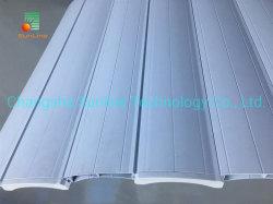 Stecche di alluminio del portello del garage di profilo 77mm dell'otturatore del rullo