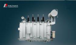 630kVA~31500kVA 33kv immergé trois Phase d'huile de transformateur de puissance