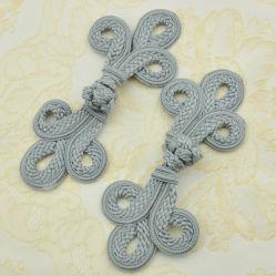 Bouton du noeud chinois classique pour les vêtements