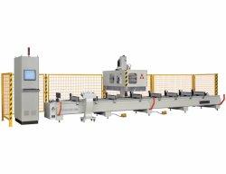 4 ejes Centro de mecanizado de perfiles de aluminio fresado CNC Máquina de Perforación
