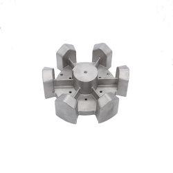 Moulage de la cire perdue personnalisé Connecteur en acier inoxydable pour moteur à courant continu