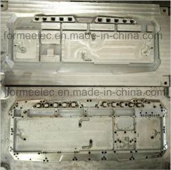 Conception du moule de clavier en plastique du clavier de fabrication de moules à injection