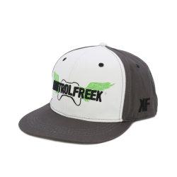 Broderie promotionnel 6 panneaux chapeau Snapback monté chapeaux