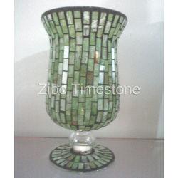 De Vaas van het Glas van het mozaïek (TS015-03)