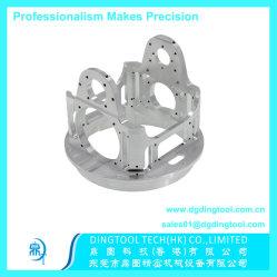 알루미늄 스테인리스 CNC 기계로 가공 부속 또는 예비 품목 주문을 받아서 만들어진 서비스 마그네슘 합금 3 품는 산악 자전거 페달은 크라운 유형 같이 보인다