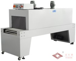 Wärme-Flascheshrink-Maschinen-Stahlring-Verpackungsmaschine