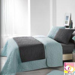 La colcha edredón/Confort de lujo/Verano de ultrasonidos Colcha establece/Almohada cubierta/Conjunto de ropa de cama