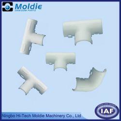 تصميم/تخصيص تركيبة أنابيب PVC مع قالب حقن بلاستيكي ذي شكل مختلف