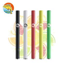 Alta qualidade e descartáveis Cig Vape 1.2Ml cartucho vazio e vaporizador de cigarros de feltro