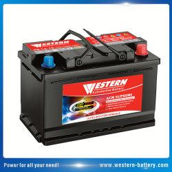 AGM Supreme Western Camelo bateria automotiva Leoch Sail Bateria 12V70AH