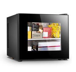 El procesamiento directo de Fábrica Personalizada OEM Mini frigorífico frigorífico cosméticos coloridos