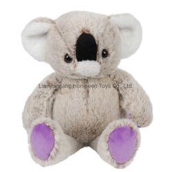 Hot Sale Custom mignon Soft animal en peluche sac sac à dos en peluche Koala l'école pour les enfants