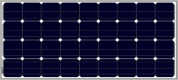 [سلر بنل] أحاديّة [190و] [هي فّيسنسي] وحدة نمطيّة شمسيّ مع خليّة أحاديّة [18ف]