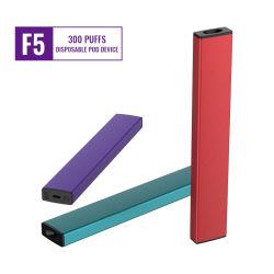 Оптовая торговля 300 Puffs одноразовые E Cig отшелушивающей подушечкой бар Plus Super E к прикуривателю Vape перо 280Ма дешевые цены большой пара модулей