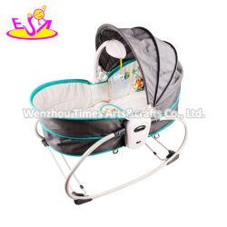 Het beste Verkopende Vouwbare Plastic Schommelende Bed van de Baby met Mobiele P08K008
