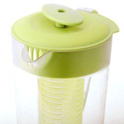 Infuser 2.1L fruits l'eau potable avec poignée en plastique pitcher lanceur
