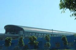 Trizip Metallaluminiumlegierung-Stellung-Naht-Dach, Fassade, Umhüllung-System - öffentlicher Dienst-Gebäude (TD035)