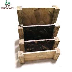 Projetado i Feixe, gostaria de madeira de Cruzamento