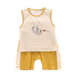 Ropa para bebés ropa de deporte pantalones cortos de verano el desgaste de Ocio