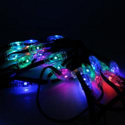 Llt Twist-Lock 24VCC píxeles RGB LED Luz Guijarro