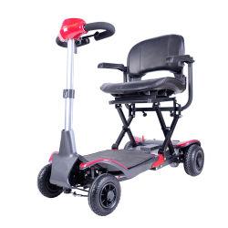 年配者のための自動折る軽い屋外の電気移動性のスクーター
