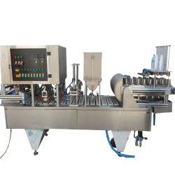 Materiale da otturazione della tazza della gelatina dell'acqua e macchina automatici industriali di sigillamento