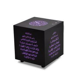 Sala-Deco - LED Blue tooth Le président Coran Coran Reciter Le président 8g MP3 Le Président de radio FM de la commande à distance de 25 langues cadeau musulmane
